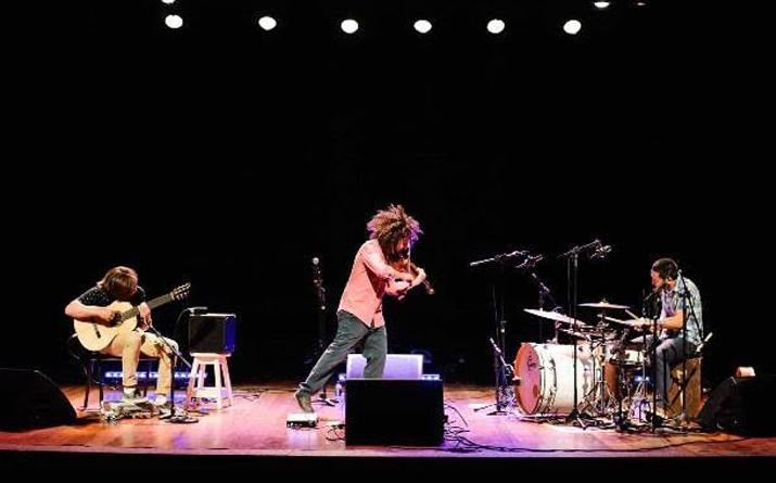 Ricardo Herz Trio no Sesc Jundiaí