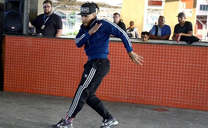 Cultura nos Parques com hip hop
