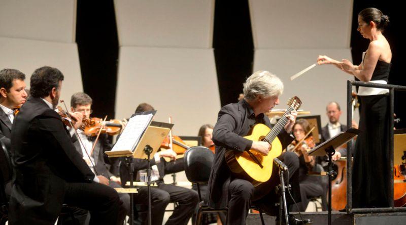 Fábio Zanon e Orquestra Municipal