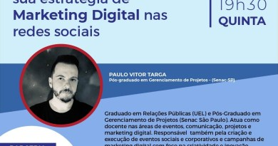 CDL Jundiaí e Sincomercio promovem aula gratuita sobre Estratégias de Marketing Digital dia 17/09