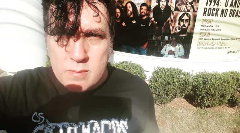 Gabriel Thomaz da banda Autoramas é atração do Sons da Terra desta sexta-feira