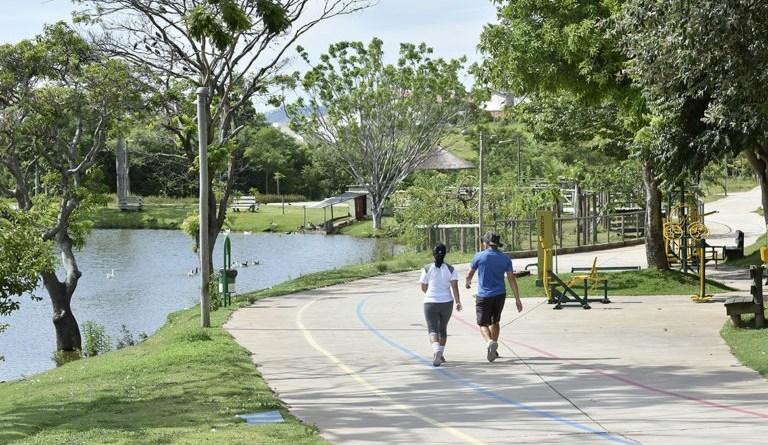 Parque do Engordadouro tem horário de funcionamento ampliado