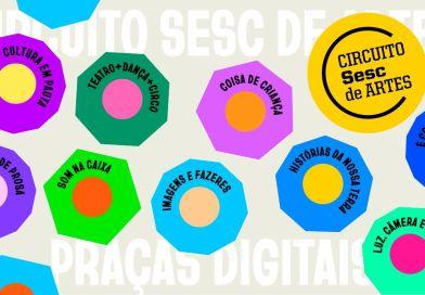 Circuito Sesc de Artes 2021 invade a programação cultural do estado de SP