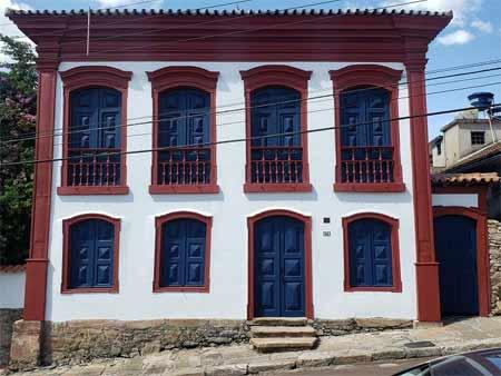 Foto do Museu Regional de Caeté