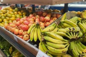Foto meramente ilustrativa com frutas