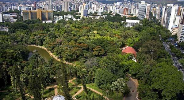 Foto de parque em BH (Foto: Prefeitura de BH)