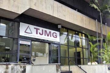 Foto do prédio do TJMG