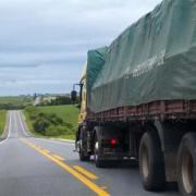 Foto ilustrativa carga n estrada (ANTT)