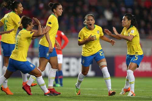 Seleção Feminina Brasil