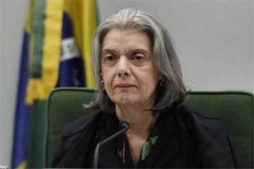 Foto da ministra Carmem Lùcia