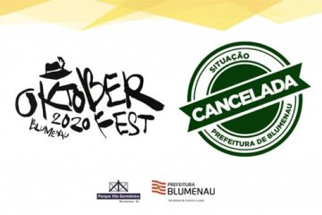Foto do cartaz do cancelameno