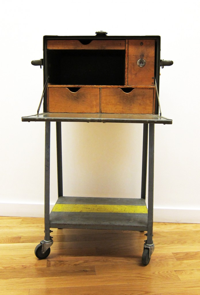 Spoils of Brimfield | U.S. Army Field Desk | A Continuous ...