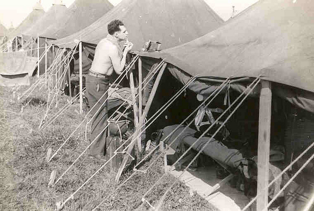 Pictured ... & Americau0027s Oldest Tent Maker | Armbruster Mfg Co. | A Continuous Lean.