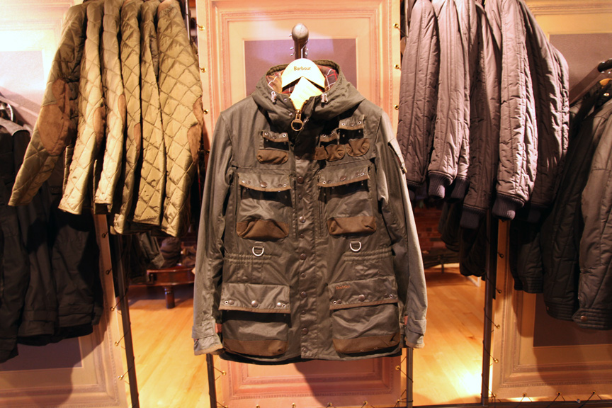 barbour outlet kittery