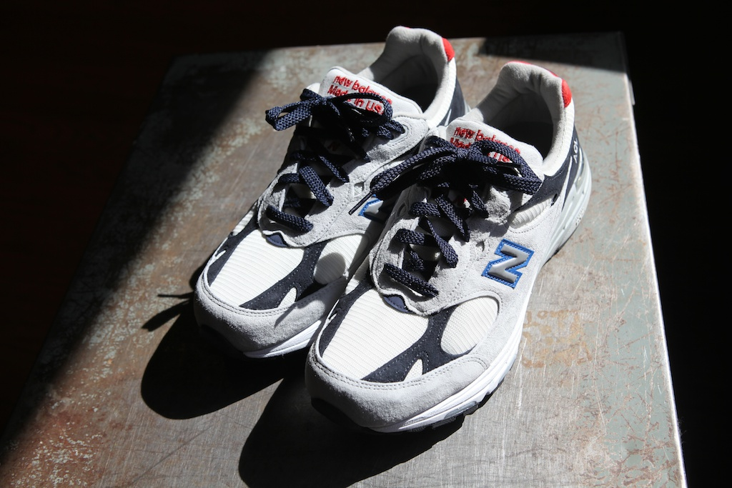 sports shoes 834ea 898af Custom New Balance 993s | A Continuous Lean.