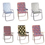 Opening Day American Lawn Chair Season A Continuous Lean