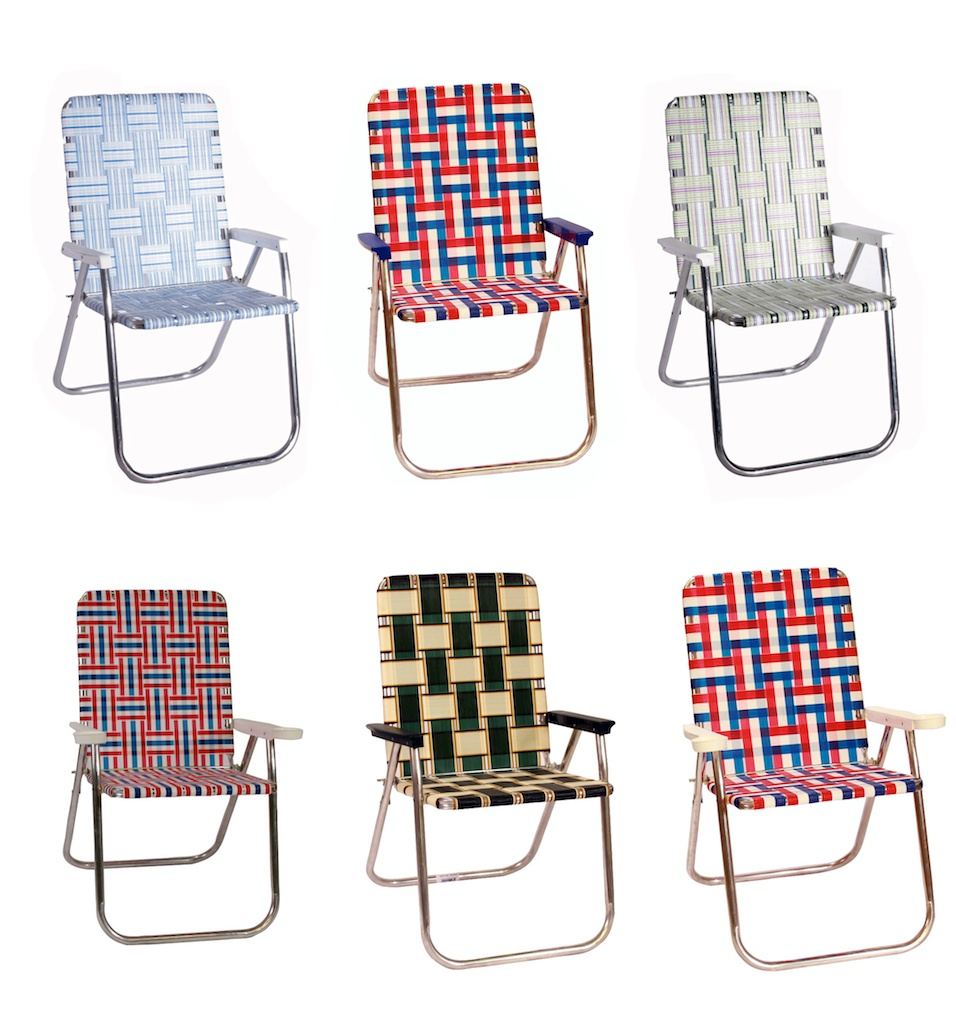 vintage lawn chair chairs for tv room opening day american season a continuous lean