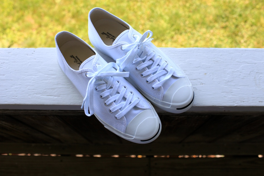ab1ac6745525 Canvas sneakers are a way of life. An attitude. For me