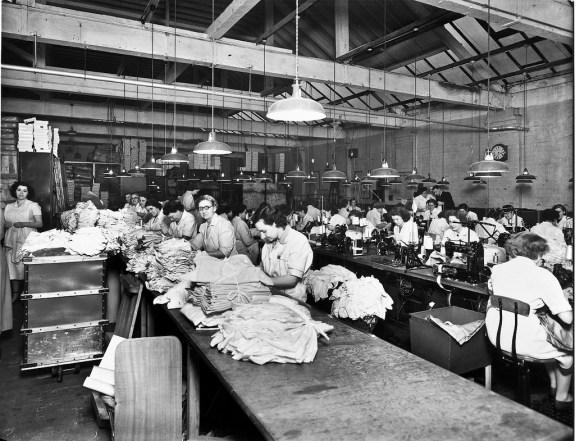 Sunspel Factory
