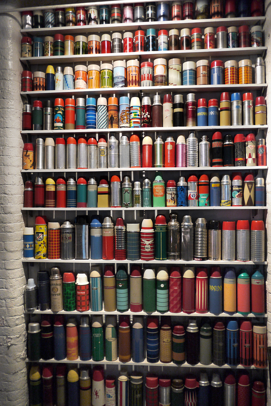 The Great American Thermos Hoard. | A Continuous Lean.