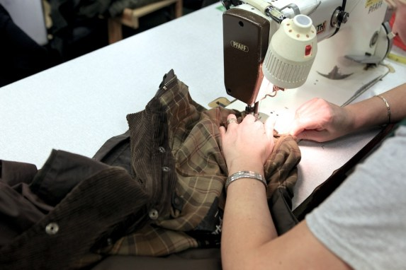 Barbour_Repair_Bedale_11