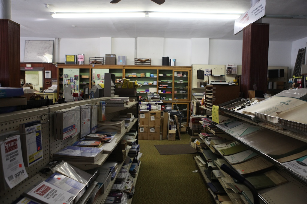 The Office Supply Store That Time Forgot  | A Continuous Lean