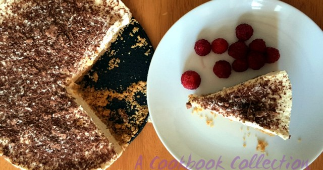 Baileys Cheesecake - A Cookbook Collection