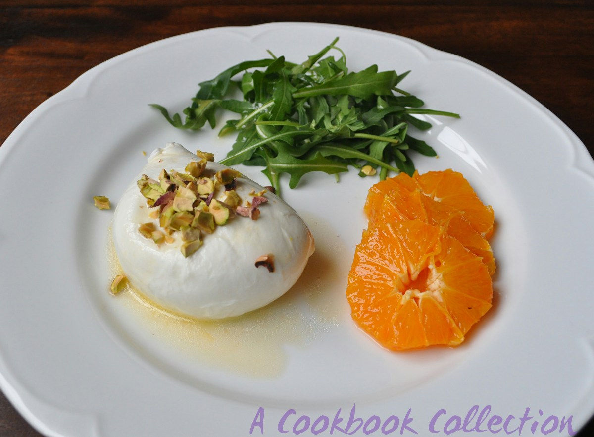 Mozzarella and Orange Salad