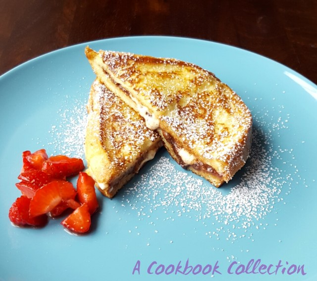 Stuffed French Toast - A Cookbook Collection