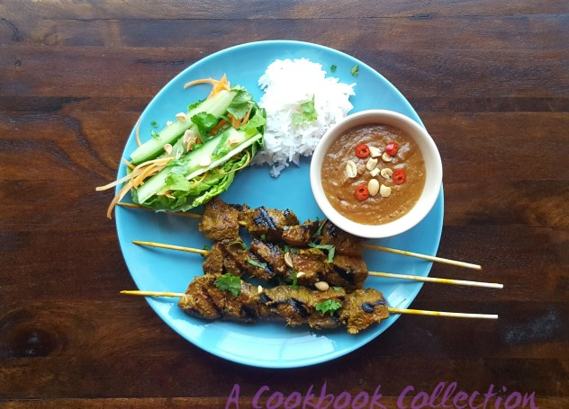 Beef Satay -A Cookbook Collection