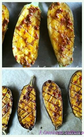roast-aubergine-pepper-feta-tahini-sauce-a-cookbook-collection