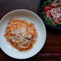 Nduja Mascarpone and Lemon Pasta