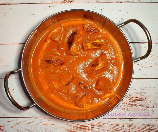 Easy Butter Chicken - A Cookbook Collection