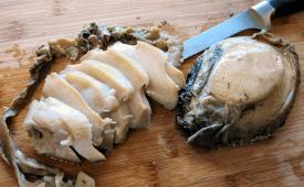 Preparing Abalone