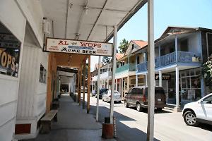 Locke, Main Street
