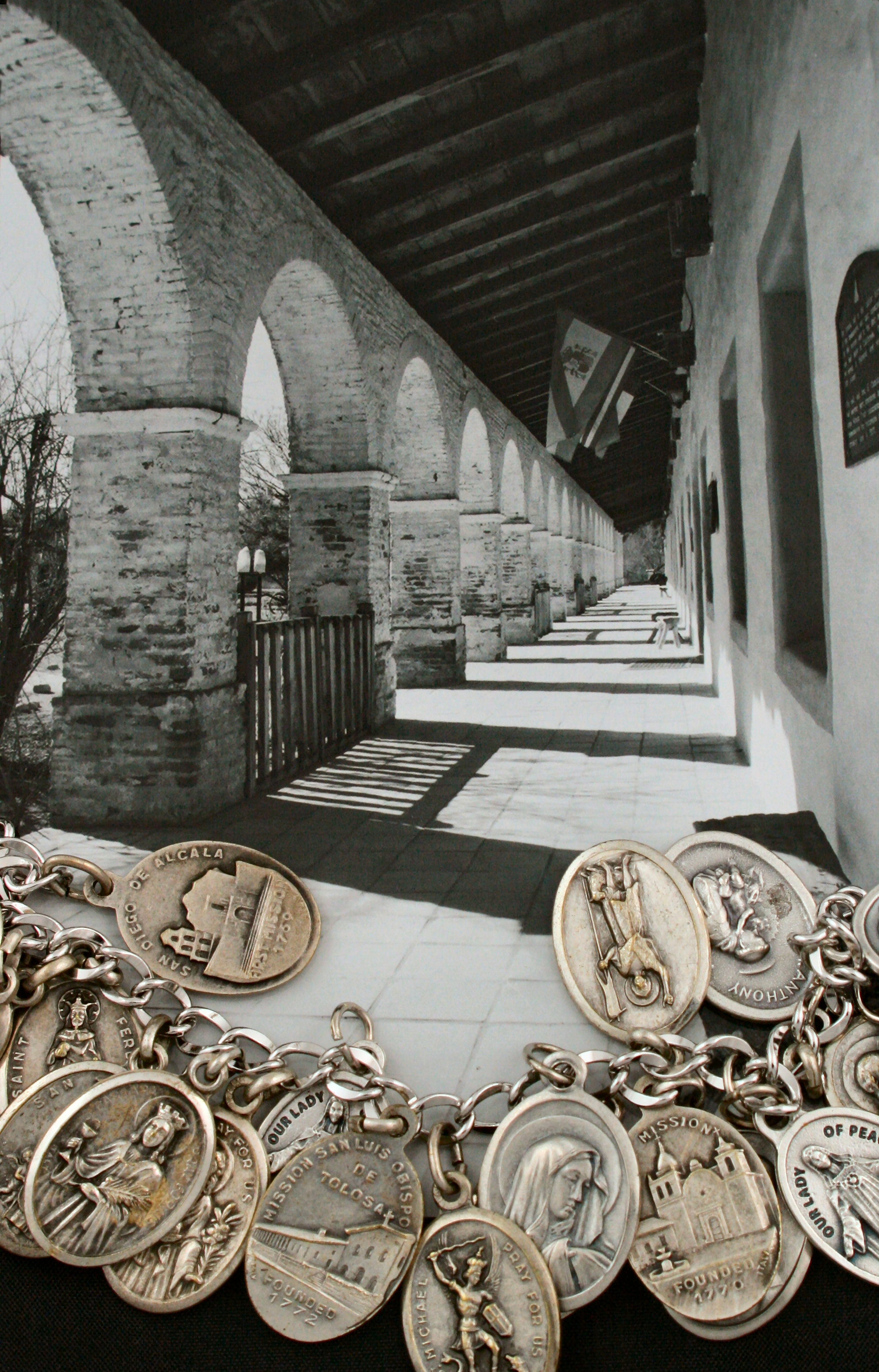 Mission charms
