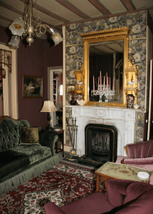 Shaw House Parlor