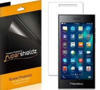 SUPERSHIELDZ- Anti-Bubble High Definition Clear Screen Protector For Blackberry Leap