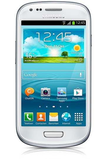 9. Samsung Galaxy S3 Mini GT-i8200 Factory Unlocked International Version