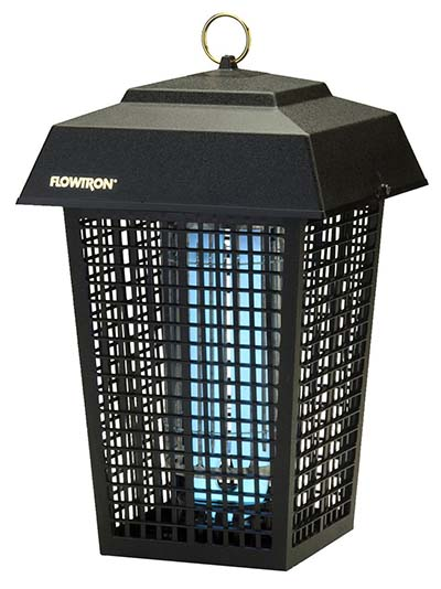 1. Flowtron BK-40D Electronic Insect Killer, 1 Acre Coverage