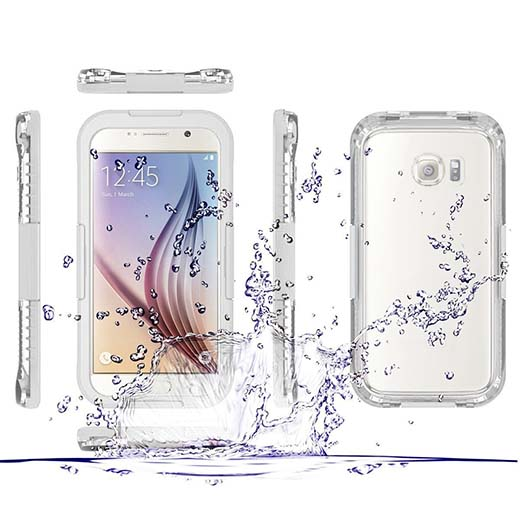 10. Samsung Galaxy S6 / S6 Edge Case, isYoung