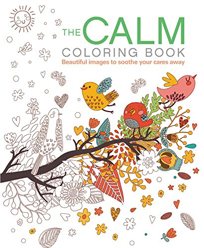 4. The Calm Coloring Book (Arcturus Coloring Books)