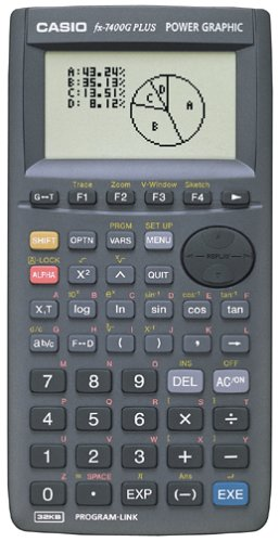 10. The last calculator on the list is the FX-7400GPlus