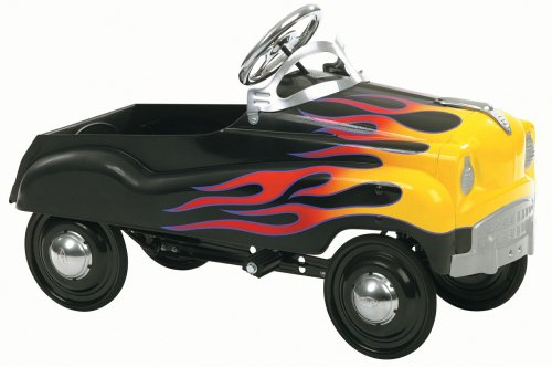 5. InStep Street Rod Pedal Car