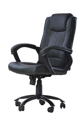 5. Ergonomic Leather Office Executive/Computer Chair