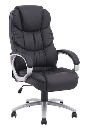 1. High Back Executive Ergonomic Office Desk/Computer Chair