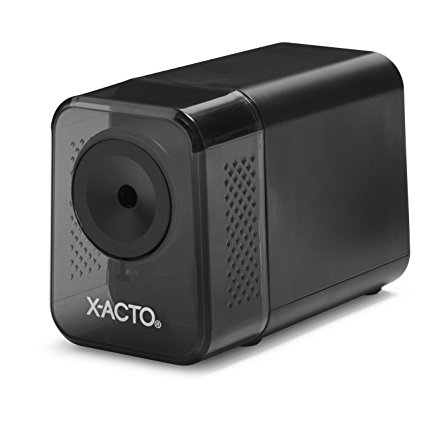 2. X-ACTO electric pencil sharpener.