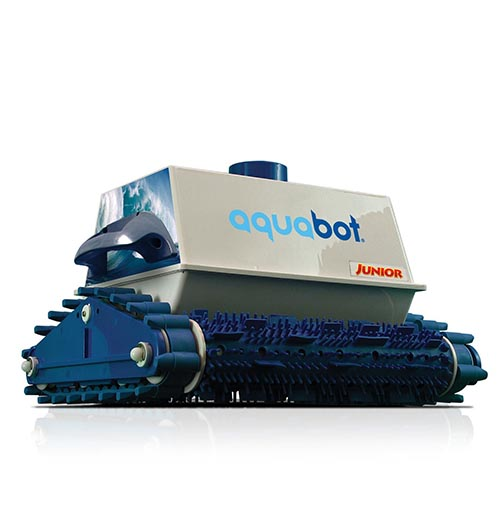8. Aquabot Junior Robotic Pool Cleaner