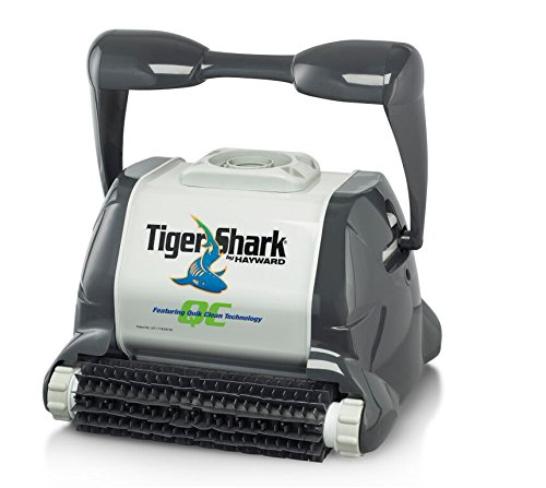 7. TigerShark Automatic Robotic Pool Cleaner