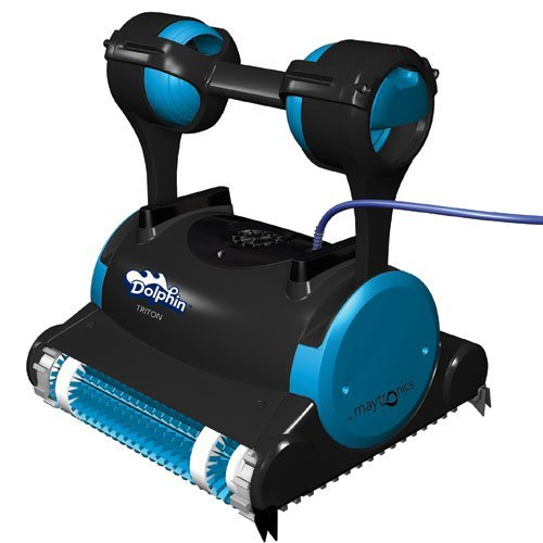 6. Dolphin Triton Robotic Pool Cleaner